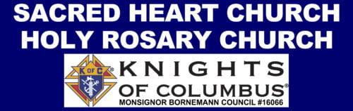 Bornemann Knights Council banner